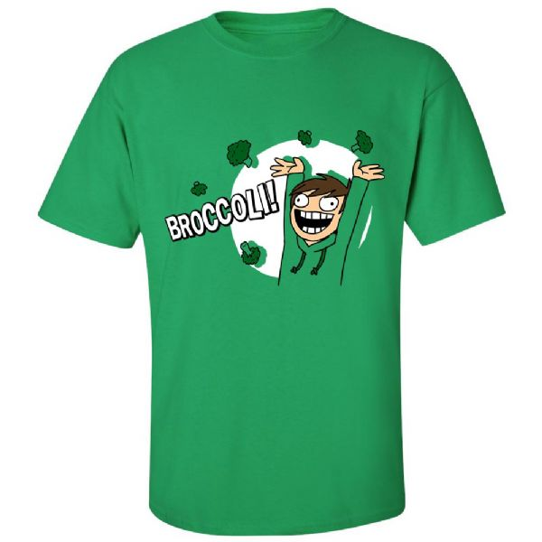 Eddsworld Broccoli Tee